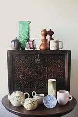 (breareye) Tags: mill glass japan set vintage studio denmark pepper store tea box antique pigeon russel colonial retro sugar pot thrift mug pottery wright forge score creamer dansk satsuma iroquois krosno moriage nymolle