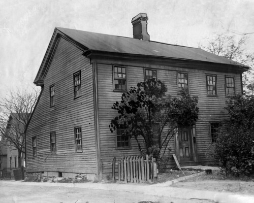 Cleveland's Oldest House