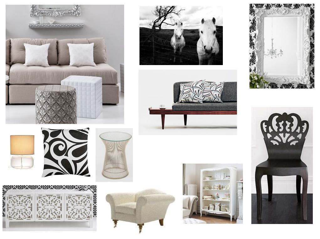 Interior Design.Inspiration Board.SF 5