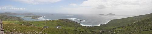 Irish Coast Panorama