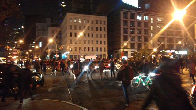 Sixth & Canal #ows #occupywallstreet