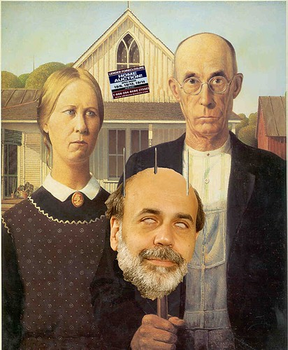 AMERICAN GOTHIC SUBPRIME by Colonel Flick
