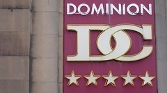 Dominion Cinema Sign