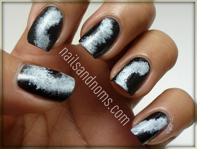 Tutorial: Galaxy Nails