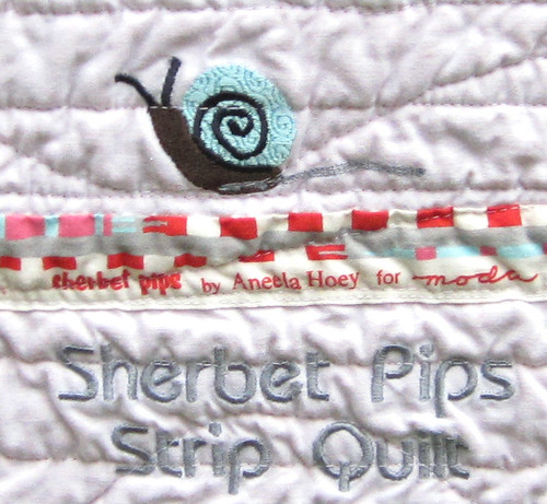 sherbet pips label detail
