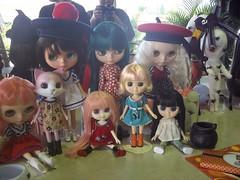 Blue's dolls!!