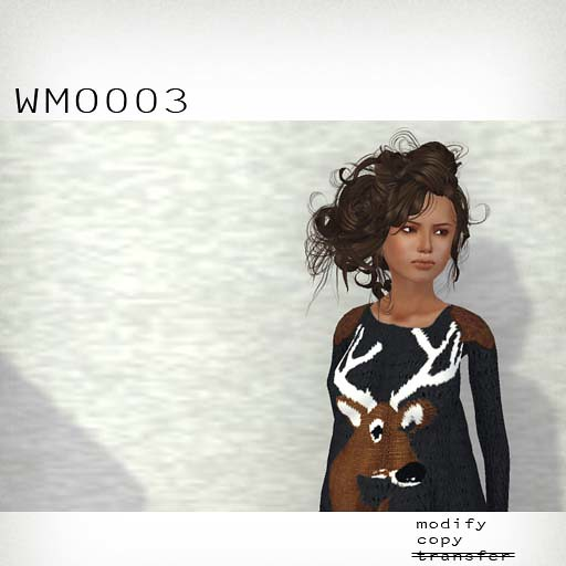 booN WMO003 hair