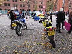MX09HYU AND MX06CXJ (peeler2007) Tags: police yamaha suzuki gmp wr450f ukpolice drz400 yamahawr450f suzukidrz400 greatermanchesterpolice mx06cxj mx09hyu