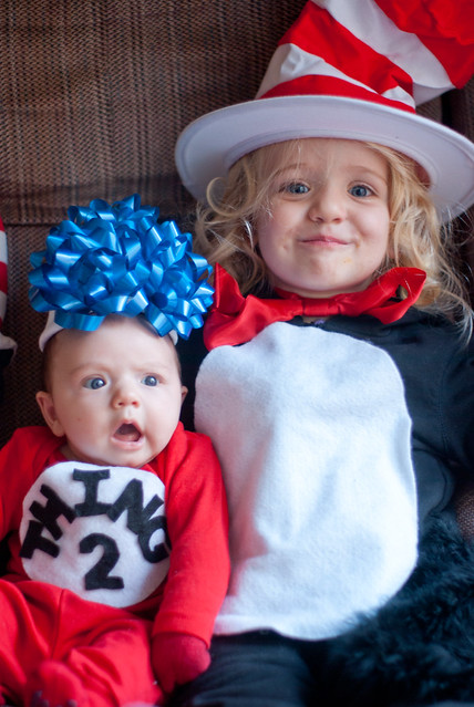 Dr. Seuss Halloween costumes