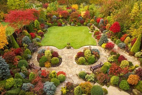 Zahrada stourhead