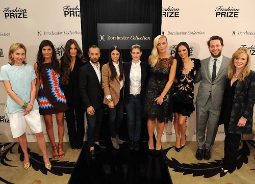 The Dorchester Collection fashion prize