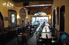Istanbul-Galata-Enginer-Cafe-Bar-Restaurant-inside (istanbulPlaces) Tags: food bar restaurant cafe istanbul taksim galata beyolu enginar istanbulplaces