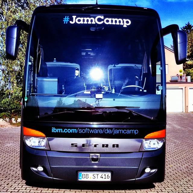IBM JamCamp Social Bus