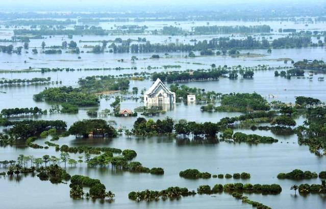 Thailand/Thai floods/