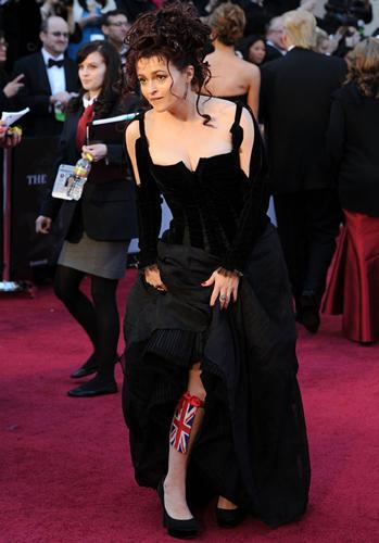 Helena Bonham Carter oscar 2011