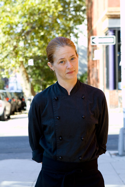 Chef Jennifer Cole