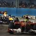 Los secretos de la Fórmula Uno.Parte 1.En la línea de fuego.