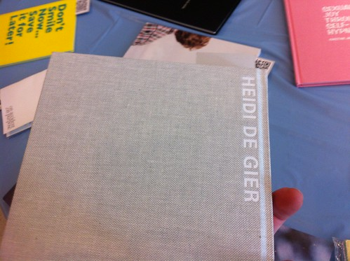 Indie Photobook Library at ACP 2011 Photobook Fair