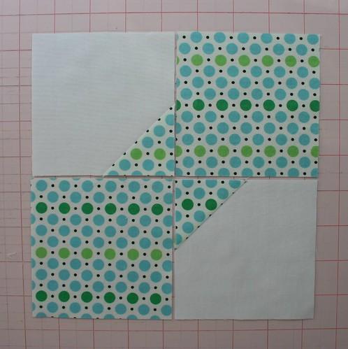 bowtie block - e