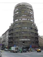 Bucuresti-Strada Doamnei (RenVen) Tags: bucharest bucuresti bucarest roundbuilding interwararchitecture rumanianmodernarchitecture