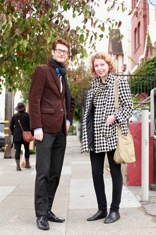gabrieldanielle - san francisco street fashion style
