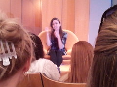 Rebecca Stead @90-Second Newbery Film Festival
