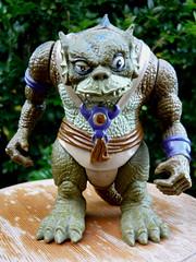 [LJN] S-S-Slithe (TheDaiOni) Tags: toy action earth figure thundercats third leader mutant villain 1985 enemy rankinbass reptilian ssslithe slithe ljn bobmcfadden plundarr