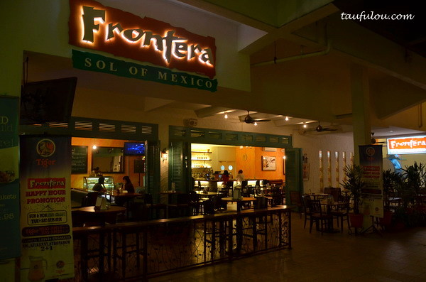 Frontera Sol of Mexico Christmas Menu @ Jaya One
