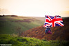 Proud to be British - #33 of #100 (Olivia L'Estrange-Bell) Tags: autumn jump jubilee flag autumnleaves unionjack jumps englishcountryside autumnsun britishflag godsavethequeen diamondjubilee flytheflag canoneos5dmarkii oliviabell oliviabellphotography 100jumps 100jumpsproject 100jumpphotographs jubilee2012 flyingthebritishflag tbsart