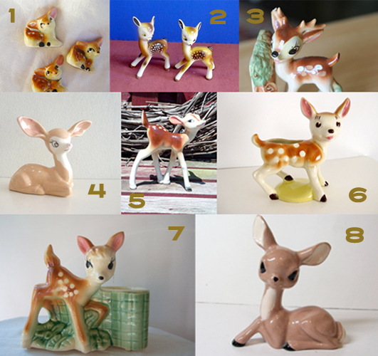 Tonic Tuesday - Deer