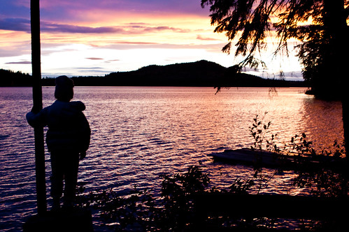 October 2011 - Lake Sunset