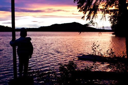 October 2011 - Lake Sunset