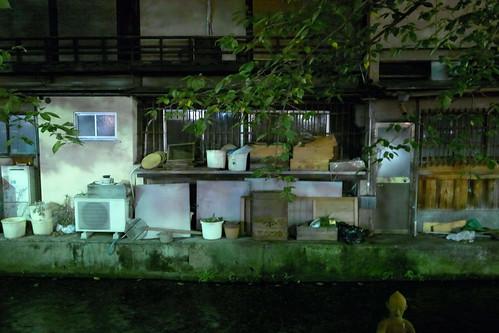 京都をめぐる冒険 木屋町通