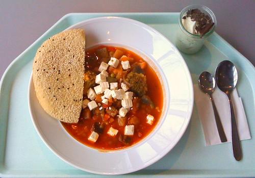 Griechischer Gemüsetopf / Veg stew greek style