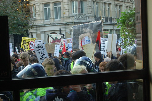 student protest Nov 11 6