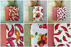 Guardanapos em Tecidos (Luluzinha por Luiza Cavalcante) Tags: fdsflickrtoys handmade artesanato craft copa cozinha luluzinha luizacavalcante copaecozinha guardanaposemtecido