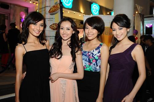 美姐幫。Miss Astro Chinese International Pageant 2011