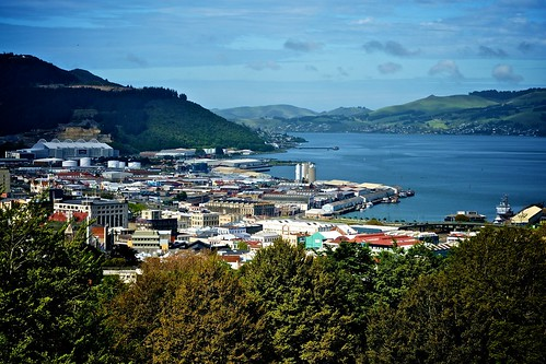 Dunedin and Otago Harbour