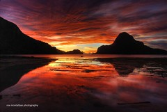 philippine sunset (Rex Montalban) Tags: sunset philippines hdr elnido palawan rexmontalbanphotography blinkagain