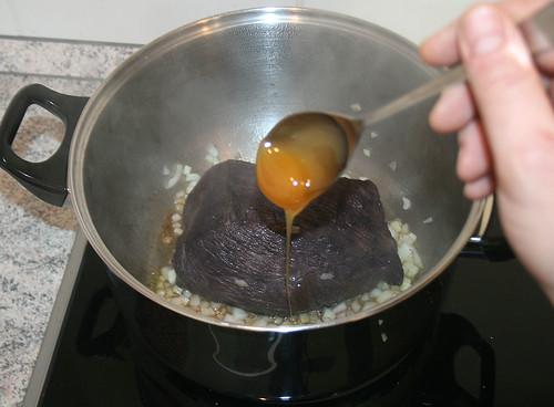 24 - Honig dazu und karamellisieren-lassen