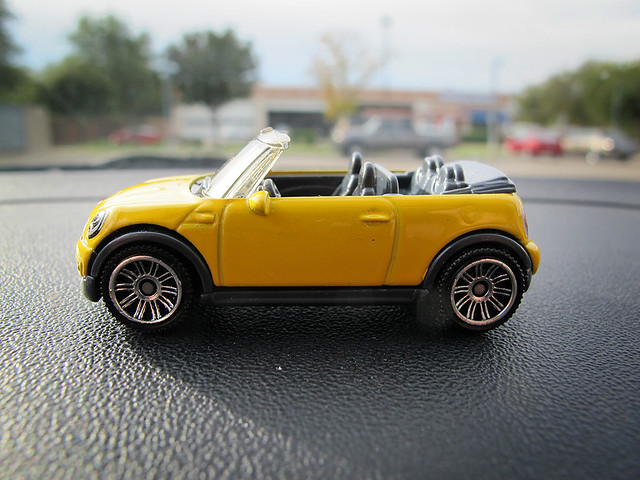 Matchbox MINI Convertible