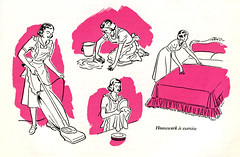 Housework is Exercise