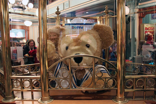 Duffy welcomes visitors