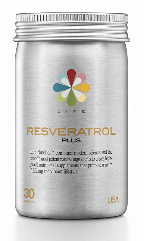 Life Nutrition Resveratrol