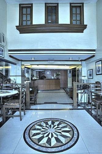 Fersal Manila - Lobby  Inn Cafe