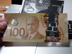 2011 Canada New Polymer $100 - front - pix 09