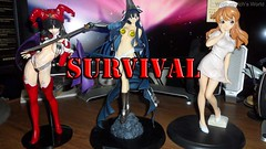 Survival - PVC Figure Edition