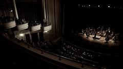(AustonRocks) Tags: blackandwhite bw music theater stage orchestra operahouse classicalmusic