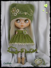 ♥ Yedra ♥  My latest custom.