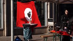 Meile der Demokratie, Nazis Wegbassen 2012 14